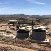 Acid Tank Construction Progress April 10