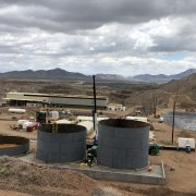 Acid Storage Tanks April 18