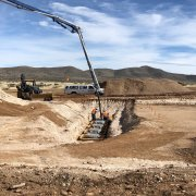 Gunnison PLS Pump Foundation Stage 2