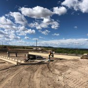 Pipe Bridge Progress May 14 2019 2